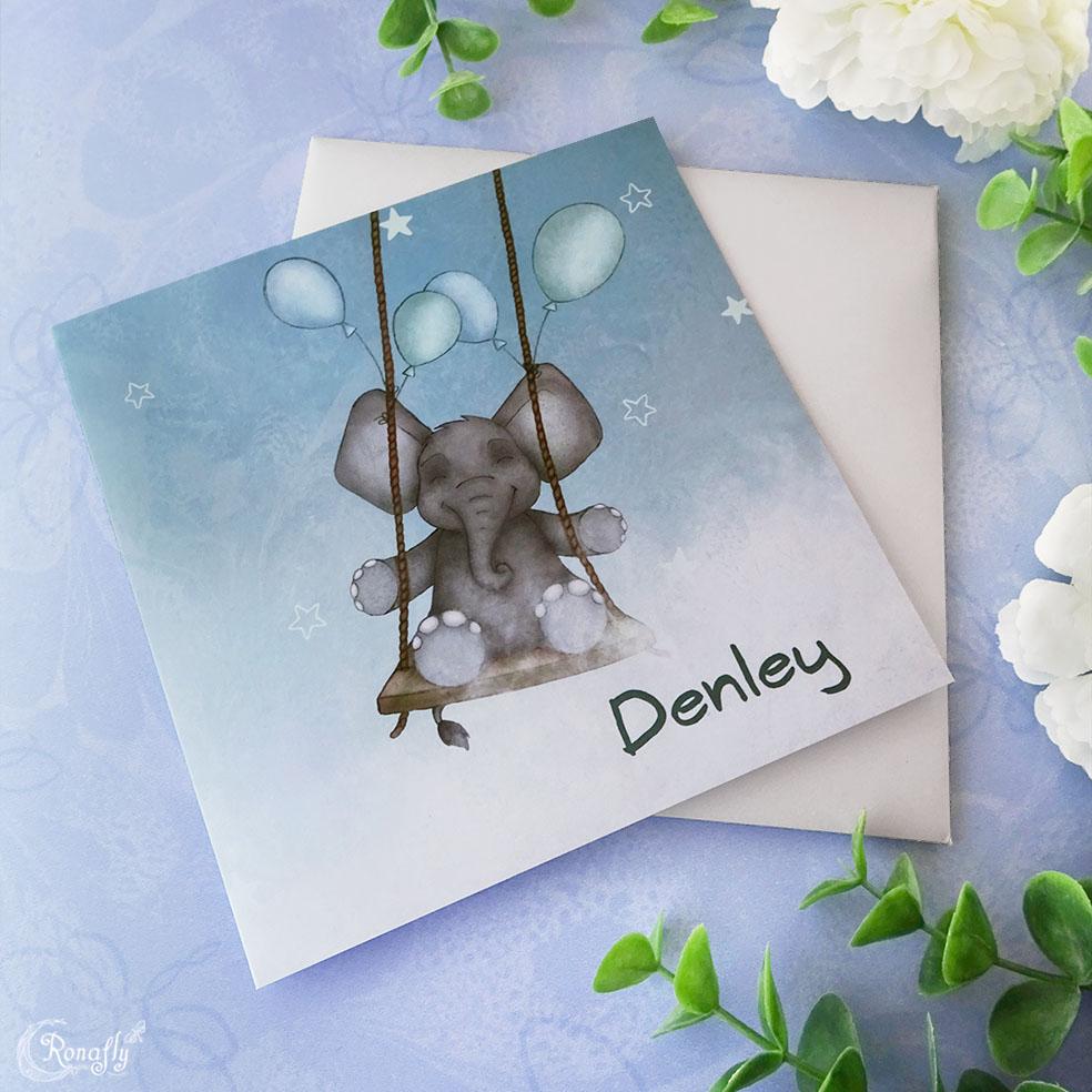 geboortekaartje-denley-voorkant-foto-ronafly-rowan-hogervorst
