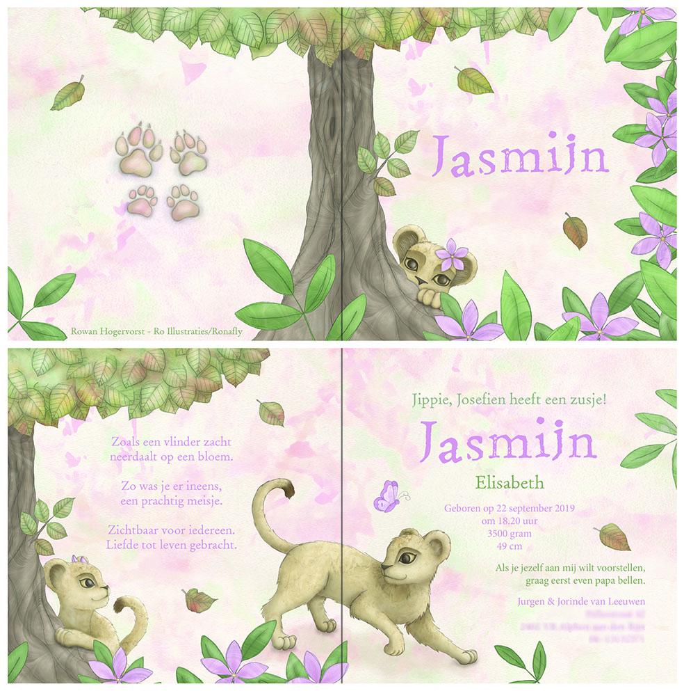 voorbeeld-geboortekaartje-binnen-buitenzijde-jasmijn-ronafly-rowan-hogervorst