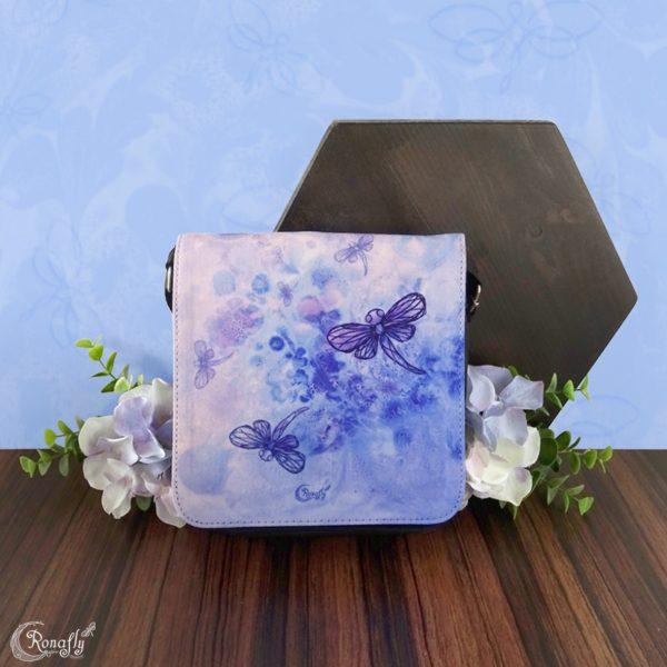kleine schoudertas libellen - Ronafly